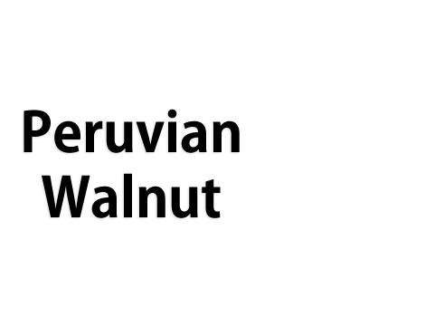 Peruvian Walnut