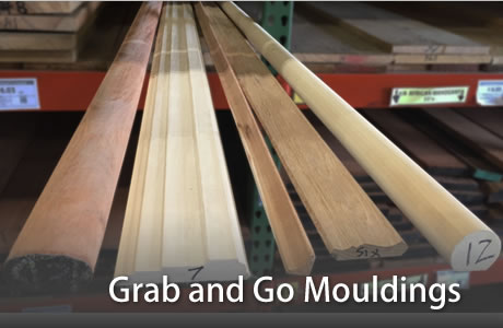 Grab and Go Mouldings