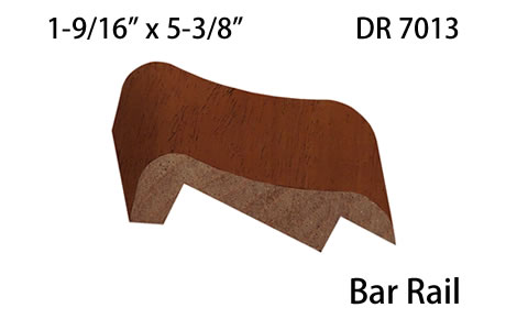 DR 7013 Bar Rail