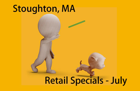 Stoughton Retail Specials
